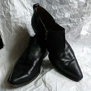 Frye Sachs Leather Boots 11